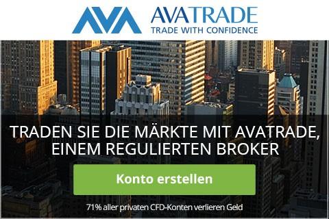 Ava Daytrading Broker Banner